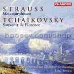 Metamorphosen AV 142/Souvenir de Florence Op 70 in D minor (Chandos Audio CD)