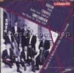 Octet in C major Op 7/Sextet from Capriccio Op 85/Pieces for String Octet Op 11 (Chandos Audio CD)