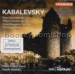 Piano Concertos 2 & 3/Colas Breugnon Overture/Comedians (Chandos Audio CD)