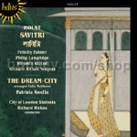 Savitri/The Dream-City (Hyperion Audio CD)