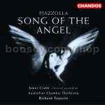 Song of the Angel: Music for Classical Accordion and Orchestra (Chandos Audio CD)
