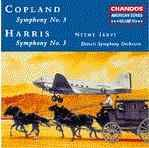 Symphonies (Chandos Audio CD)
