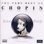 Very Best Of Chopin (Naxos Audio CD)