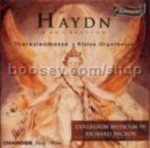 Theresienmesse/Kleine Orgelmesse (Haydn Mass Edition) (Chandos Audio CD)