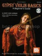 Gypsy Violin Basics (Book & CD)