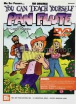 You Can Teach Yourself Pan Flute (Book & DVD)