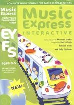 Music Express Interactive foundation (3-5) (Book & CD)