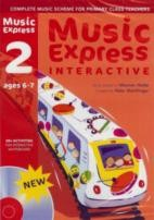 Music Express Interactive 2 (6-7) (Book & CD-ROM)