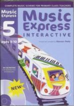 Music Express Interactive 5 (9-10) (Book & CD-ROM)