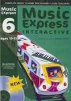 Music Express Interactive 6 (10-11) (Book & CD-ROM)