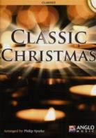 Classic Christmas Clarinet (Book & CD)