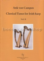 Classical Tunes For Irish Harp vol.2
