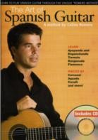 Art Of Spanish Guitar Method (Book & CD)