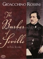 Barber Of Seville Full Score
