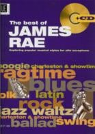 Best Of James Rae (Book & CD) Alto Sax