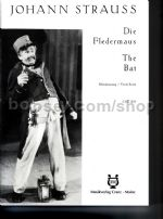 Die Fledermaus Vocal Score (Cranz)
