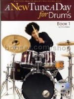New Tune A Day for Drums (Book & CD)