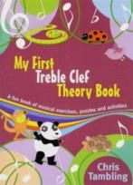 My First Treble Clef Theory Book