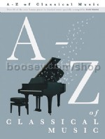 A-Z of Classical Music Piano Solo