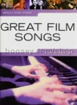 Great Film Songs (Really Easy Piano series)