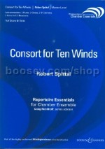 Consort for Ten Winds
