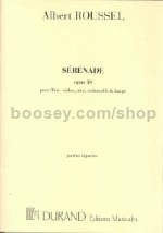 Sérénade, op. 30 (set of parts)