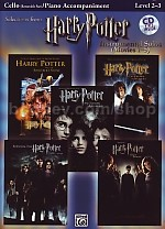 Harry Potter Instrumental Solos (Movies 1-5): Cello (Removable Part)/Piano Accompaniment with CD (Au