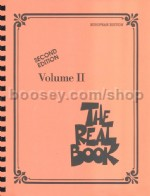 Real Book vol.Ii (2nd Edition)