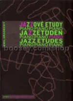 Jazz Etudes For The Young Pianist (cz-g-e