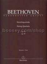 String Quartets Op. 74 & 95 (Urtext) parts