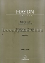 Symphony No.104 In D (london) (hob I 104) (l