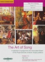The Art of Song Grades 4-5 (High Voice)