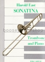 Sonatina for Trombone and Piano (bass clef)