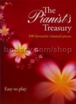 Pianist's Treasury 100 Favourite Pieces Easy