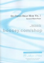 Old French Organ Music vol.1