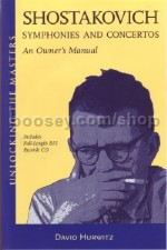Shostakovich Symphonies & Concertos Owners Manual