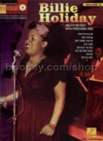 Pro Vocal 33 Billie Holiday (Book & CD)