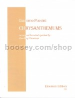 Chrysanthemums arr. for Wind Quintet by Emerson