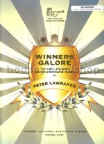 Winners Galore for Brass (Treble Clef) (Book & CD)