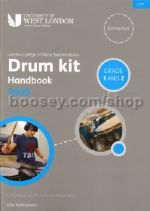 Drum Kit Handbook - Grades 1 & 2 (+ CD)