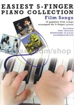 Easiest 5 Finger Piano Collection Film Songs