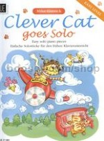 Clever Cat Goes Solo piano solos