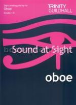Sound at Sight Oboe Grades 1-8