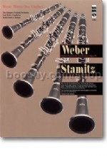 Clarinet Concerto No1 Etc (Music Minus One with CD Play-along)