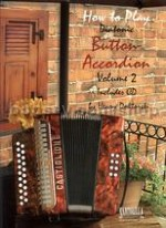 How To Play Button Accordion Diatonic vol.2 (Bk & CD)