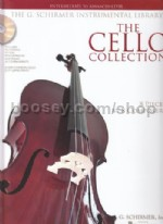 Cello Collection intermediate/advanced (Book & CD)