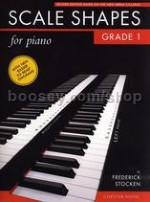 Scale Shapes For Piano Grade 1 (Revised)