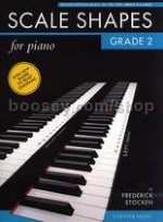 Scale Shapes For Piano Grade 2 (Revised)