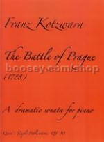 Battle Of Prague piano