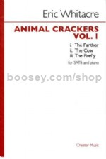 Animal Crackers, Vol.1 (SATB)
